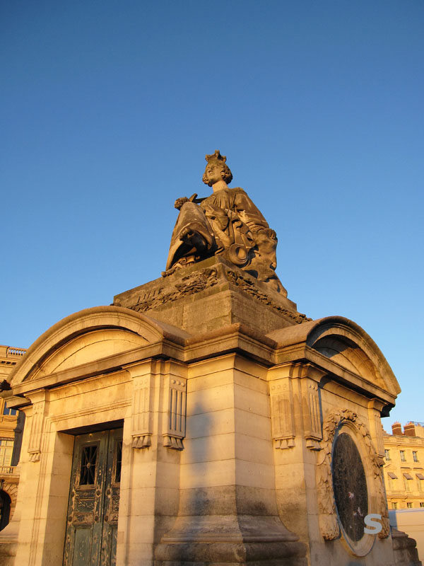石の文化と太陽1、コンコルド広場リル、2010、S.H.