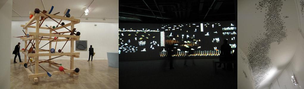 パリ市立近代美術館企画展2011年1月 photos: S.H.
